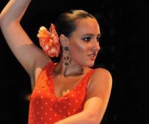 Aurore marin danseuse et professeur de flamenco
