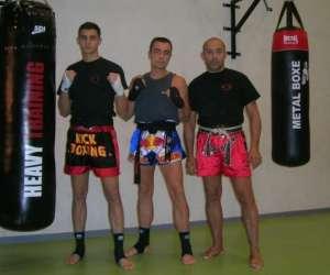 Kick boxing valdoie