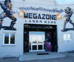 Megazone laser games besançon
