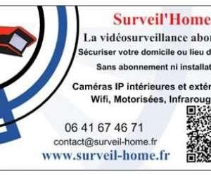 Surveil home