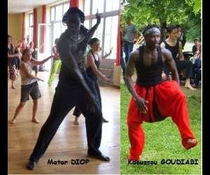 Cours de danse africaine \ saison 2011 - 2012
