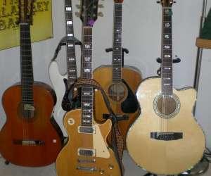 Cours de guitare, basse