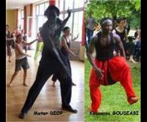 Association diali-diali  - cours de danse africaine