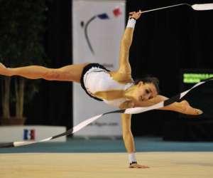 Besançon gymnastique rythmique