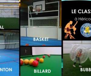 Complexe sportif et de loisirs