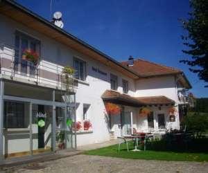 Hôtel restaurant promenade