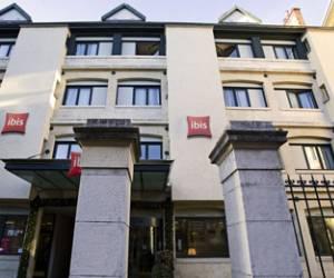 Hôtel ibis besançon centre ville