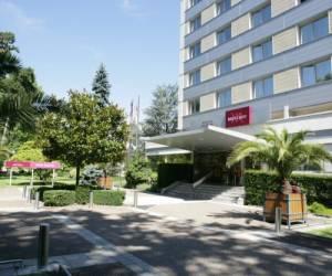 Hôtel mercure besançon parc micaud
