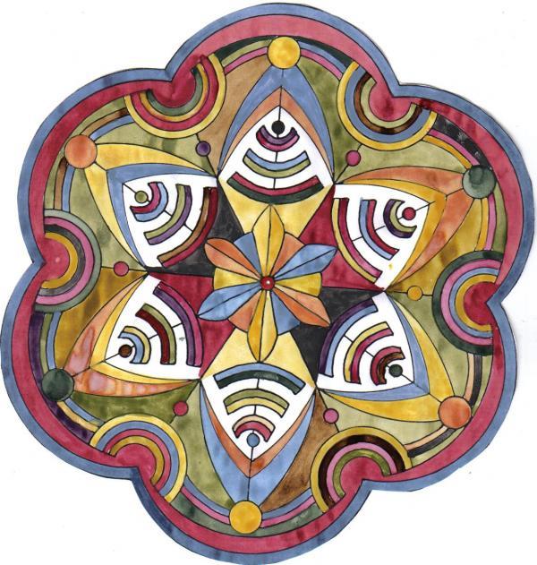 Peintures decoratives de maryan thoiria 39130 for Peintures decoratives
