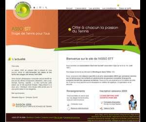 Association stage de tennis pour tous
