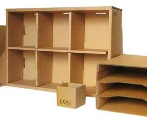 Dapa meubles en carton