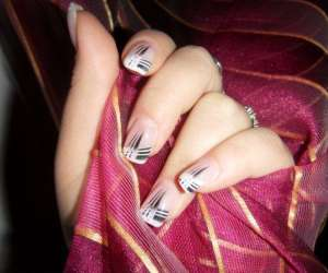 Audrey nails