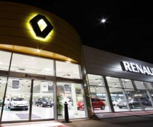 Renault rent bony automobiles franchisé indépendant