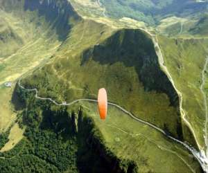 Parapente: cantal air libre