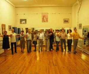 Ecole de danse de salon swing-dance