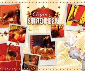 Cirque de noël / cirque europeen