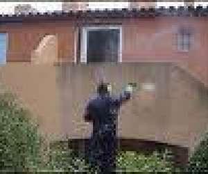 Nettoyage facade auvergne