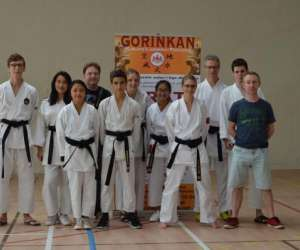 Gorinkan karate club