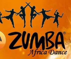 Africa zumba dance