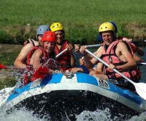 Vichy aventure rafting