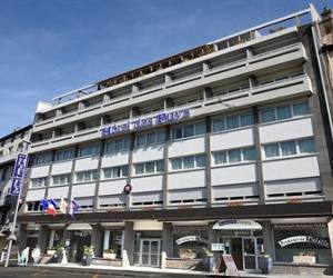 Hotel des puys