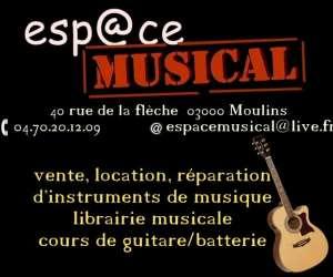 Espace musical