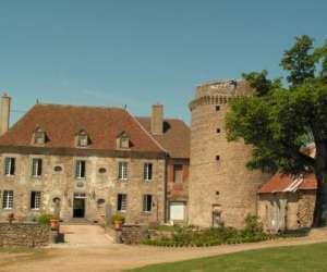 Chateau de sallebrune  - chambre d