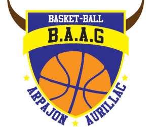 Baag :  basket club arpajon aurillac géraldienne