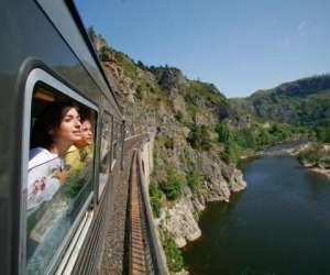 Train touristique des gorges de l