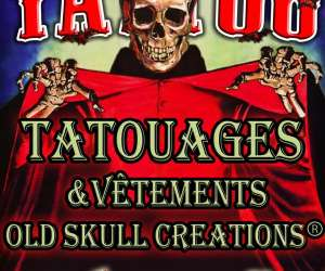 Old skull creations