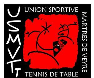 Us martres de veyre tennis de table