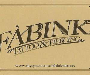 Fabink tattoo piercing