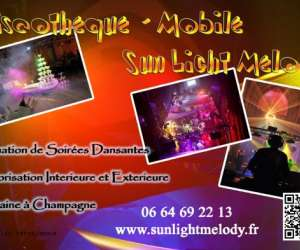 Discothèque mobile - sun light melody evenementiel
