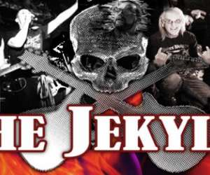 Groupe rock the jekylls- clermont ferrand