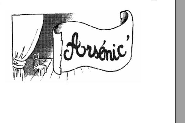 Arsenic cours de theatre pour tous aurillac 15000 for Horaire piscine aurillac