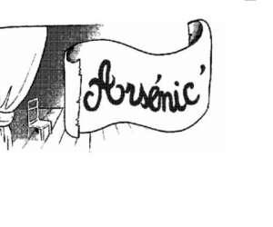 Arsenic cours de theatre pour tous
