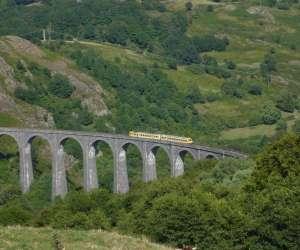 Train touristique gentiane express