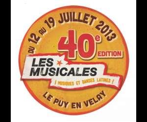 Festival les musicales du puy en velay