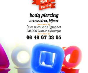 Piercing tatouage