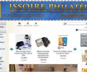 Issoire philatelie