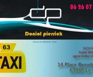 Taxi doniol pierrick