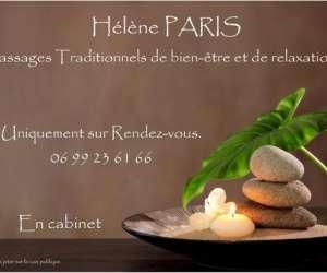 Massages traditionnels de bien-être et de relaxation