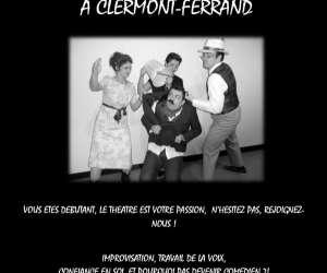 Lee voirien  -ateliers théâtre