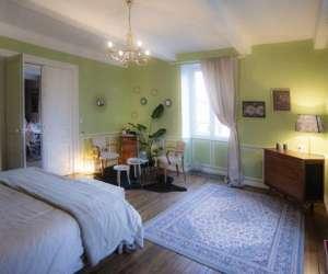 Chambres d'hôtes : villa colombier