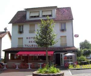 Hôtel restaurant les tilleuls