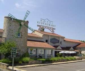 Hôtel restaurant le moulin des gardelles