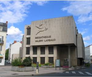 Bibliothèque municipale valéry larbaud