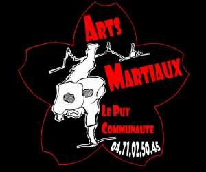 Arts martiaux le puy communauté
