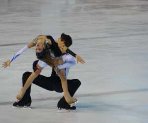 Auvergne danse patinage