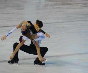 Auvergne danse patinage